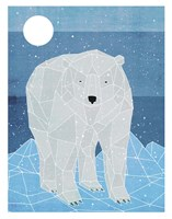 Polar Explorer Fine Art Print