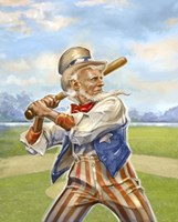 Uncle Sam Fine Art Print