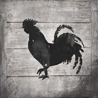 Farm Fresh Rise With The Chickens V2 Fine Art Print