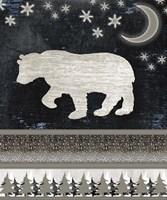 Good Night Bear V1 2 Fine Art Print