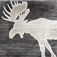 Good Night Moose Fine Art Print