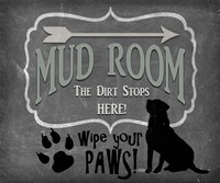 Mudroom 8 Fine Art Print