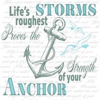 Sailor Away Sign 2 Fine Art Print