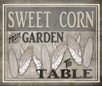 Garden to Table Fine Art Print