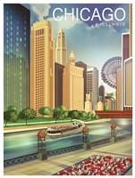Chicago 1 Fine Art Print