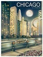 Chicago 2 Fine Art Print