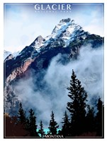 Glacier National Park Fine Art Print