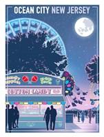 Ocean City New Jersey Fine Art Print