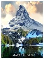 The Matterhorn Fine Art Print