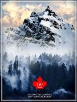 Canada 150 Fine Art Print