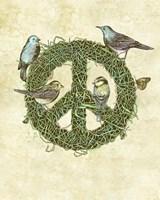 Peace Talks Fine Art Print