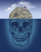 Skull Island Fine Art Print