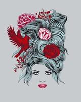 Winter Queen Fine Art Print