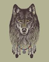 Wolf Dreams Fine Art Print