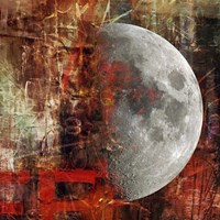 To The Moon And Beyond Fine Art Print