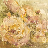 Peach Flower Fine Art Print
