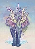 Spirit Elephant Fine Art Print