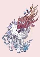 Spirit Wolf Fine Art Print