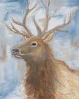 Payson Elk Fine Art Print