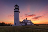 Cape Cod Sunset Fine Art Print