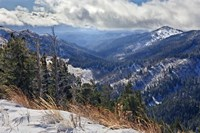 Sierra Blanca Snow Fine Art Print