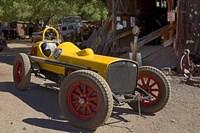 Gold King Mine Race Car Fine Art Print