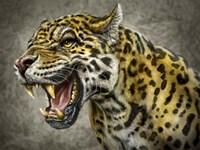 Jaguar Totem Fine Art Print