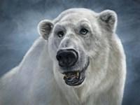 Polar Bear Totem Fine Art Print
