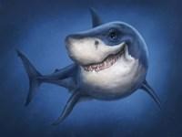Shark Totem Fine Art Print