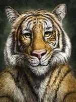 Tiger Totem Fine Art Print