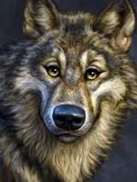 Wolf Totem Fine Art Print
