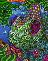 The Chameleon Fine Art Print
