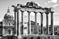 Architecture in Rome Fine Art Print