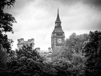 St James's Park with Big Ben - London Fine Art Print