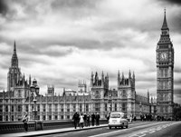 Palace of Westminster and Big Ben Fine Art Print