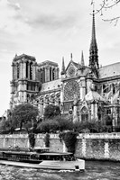 Notre Dame Cathedral II Fine Art Print