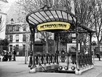 Metropolitain Fine Art Print