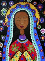 Our Lady Of Guadalupe II Fine Art Print