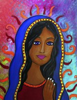 Our Lady Of Guadalupe Fine Art Print