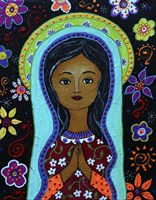 Our Lady Of Guadalupe I Fine Art Print