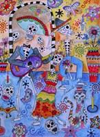 Mexican Fiesta II Fine Art Print