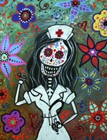 My Favorite Nurse Fine Art Print