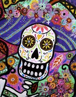 Abstract Catrina Fine Art Print