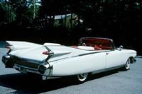1959 El Dorado Biarritz Cadillac Convertible Fine Art Print