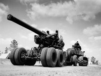 1940s Army Track Laying Vehicle Fine Art Print