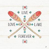 Lake Moments VI Fine Art Print