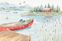 Lake Moments I Fine Art Print