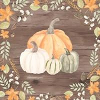 Autumn Offering II Dark Fine Art Print
