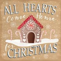 Christmas Cheer VII Framed Print