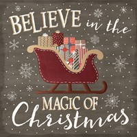Christmas Cheer V Fine Art Print